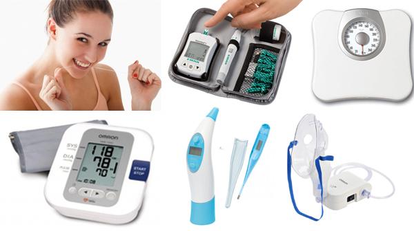 6 thiết bị hỗ trợ y tế nên có trong nhà
