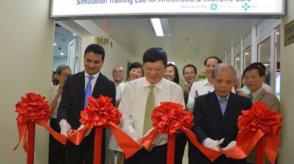GE Healthcare hỗ trợ hơn 6 tỷ đồng giúp Việt Nam đào tạo nhân lực y tế