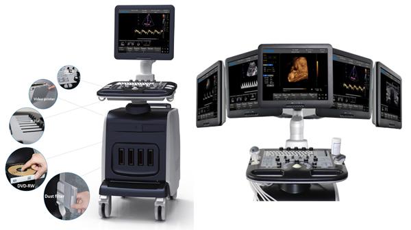 Máy siêu âm 5D chuyên tim Chison I8
