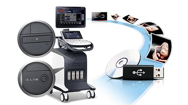 Máy siêu âm 5D cao cấp WS80A