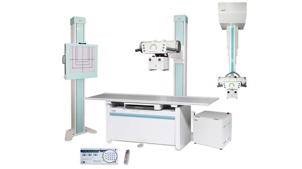 Máy X quang cao tần 500mAs Wonsolution WSR40