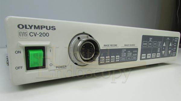Máy nội soi dạ dày tá tràng Olympus CV-200