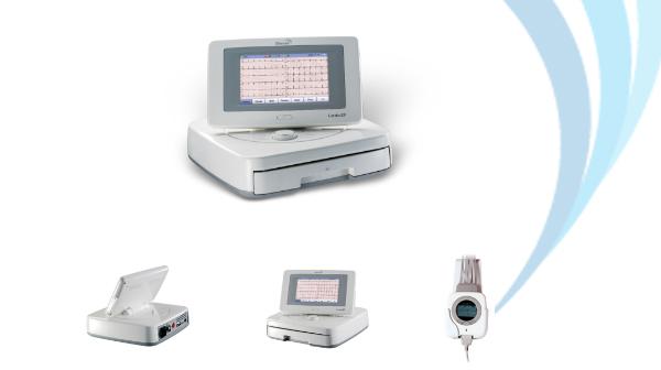 Máy điện tim 12 cần có pin Bionet Cardio XP