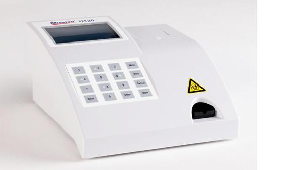 Máy phân tích nước tiểu 11 thông số Acon U120