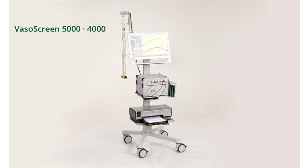 Máy đo lưu huyết não VasoScreen 5000
