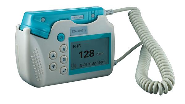 Máy nghe tim thai Kernel KN-2000+1
