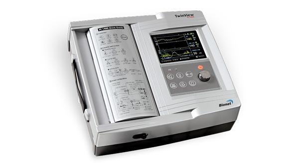 Monitor theo dõi thai đôi Bionet FC1400