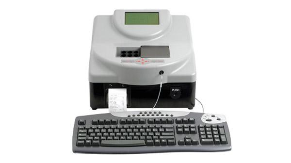Máy xét nghiệm sinh hóa bán tự động Evolution 3000