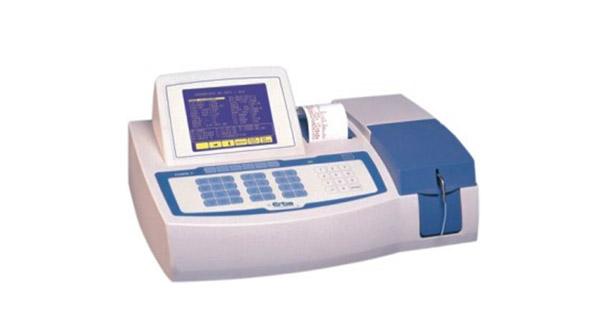 Máy xét nghiệm sinh hóa bán tự động Erba Chem-7