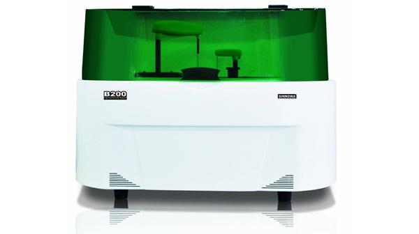 Máy xét nghiệm sinh hóa tự động Sinnowa B-200