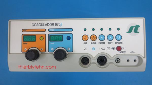 Dao mổ điện siêu cao tần Coagulador 970 Beta