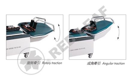 Máy kéo giãn cột sống RXPC500D